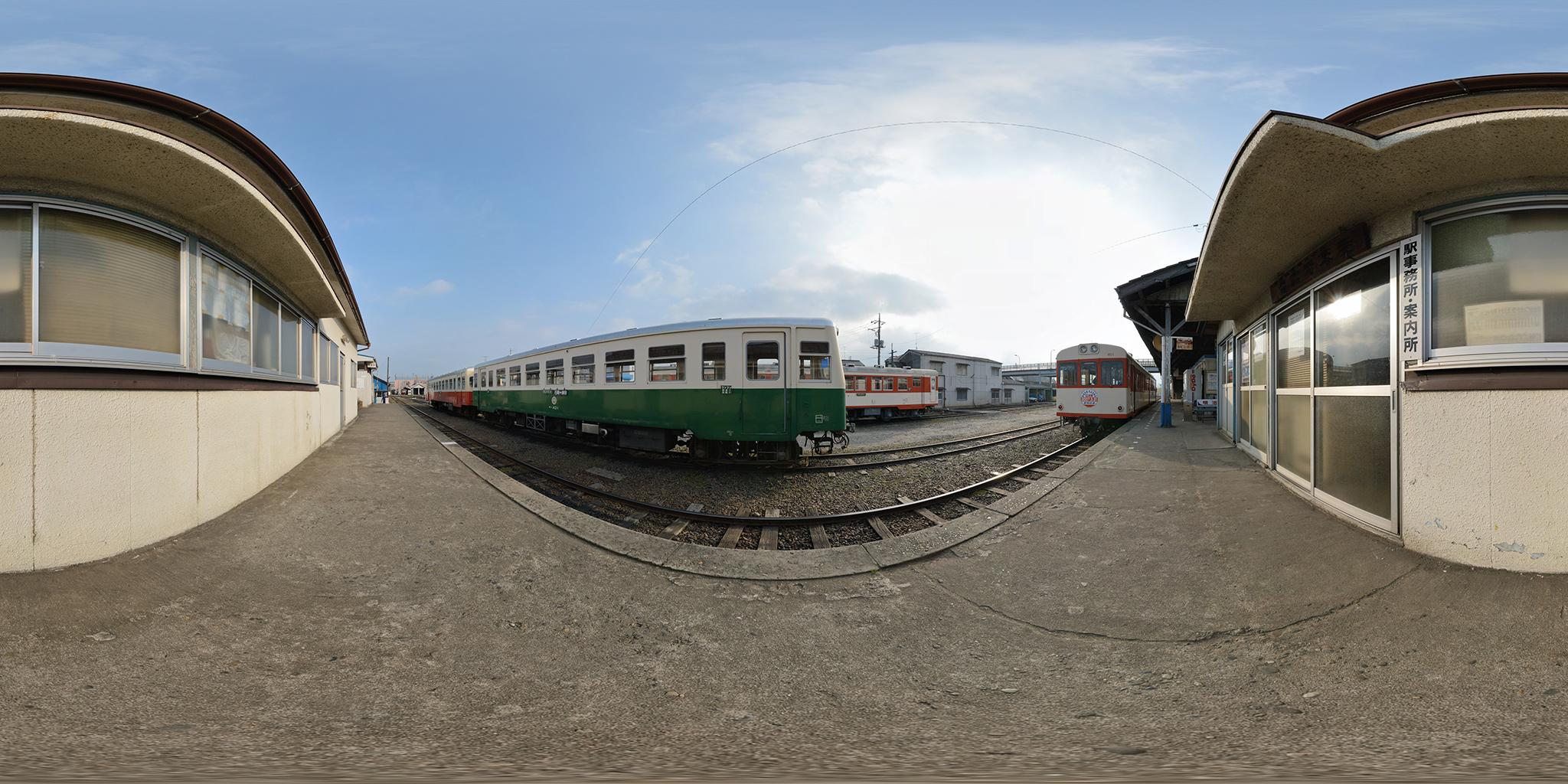 国内最古の気動車だった鹿島鉄道キハ601
