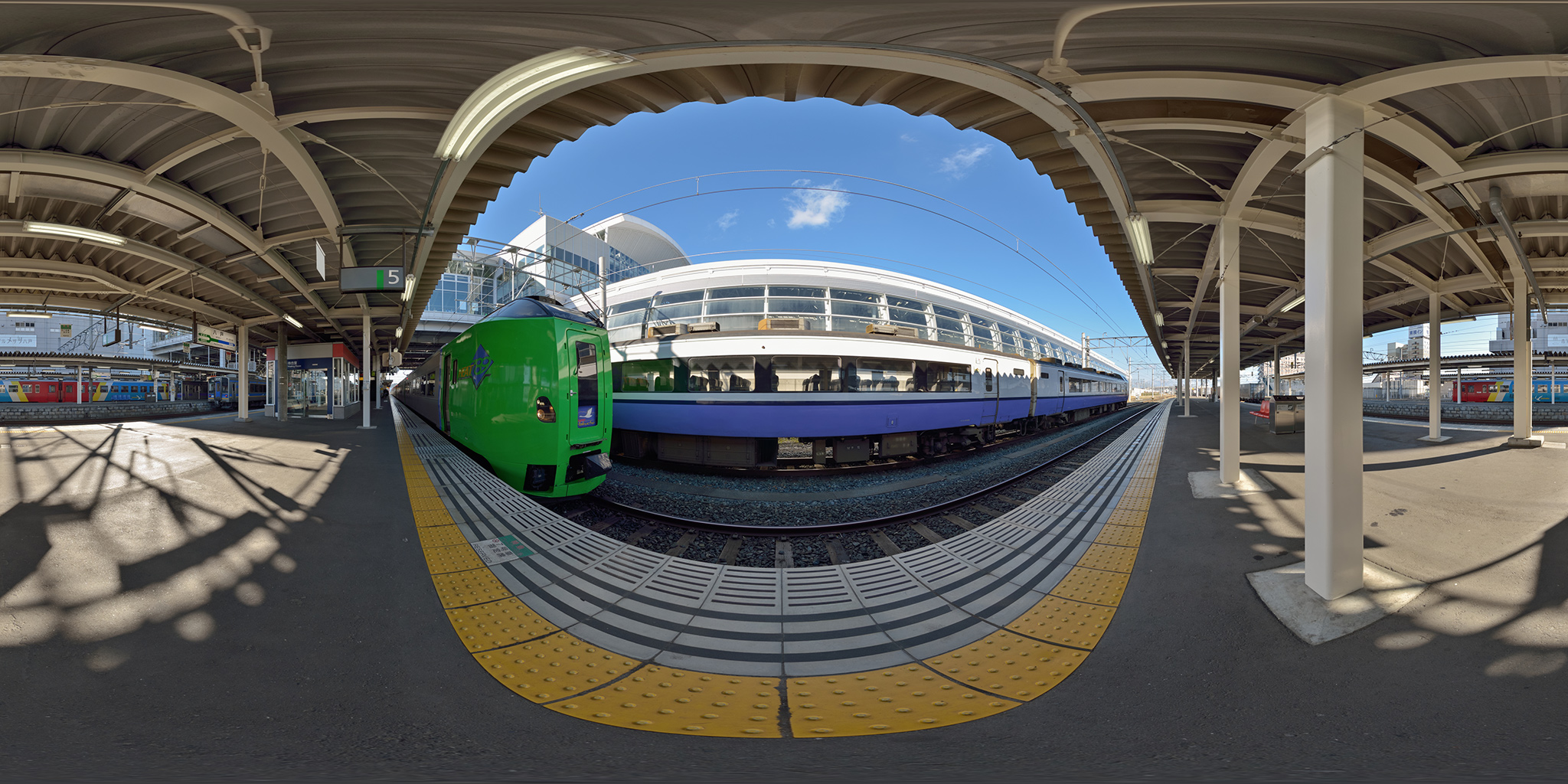 東北本線八戸乗り継ぎ時代の「スーパー白鳥」
