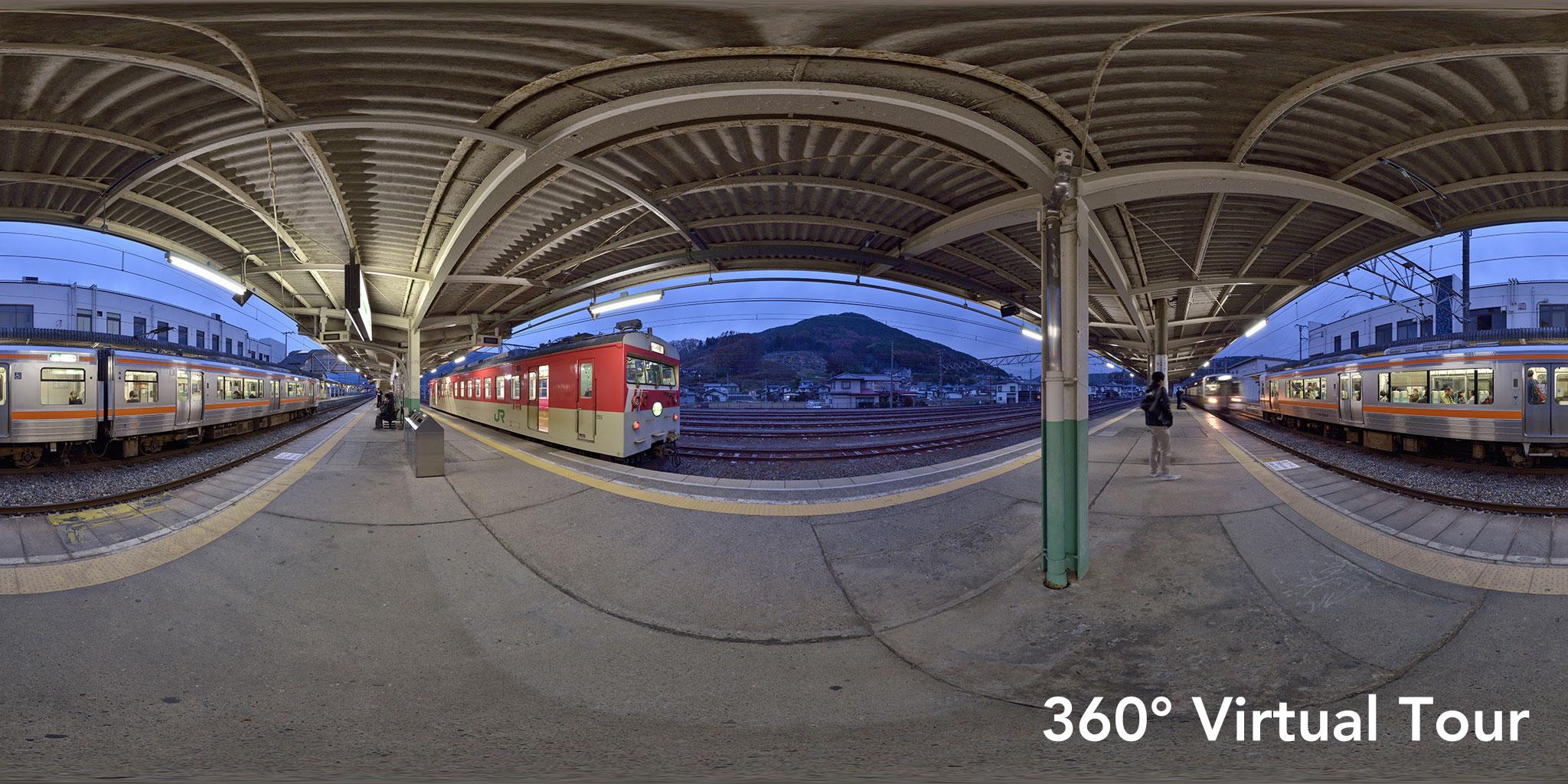 ミニエコーの旅 360度パノラマ バーチャル・ツアー
