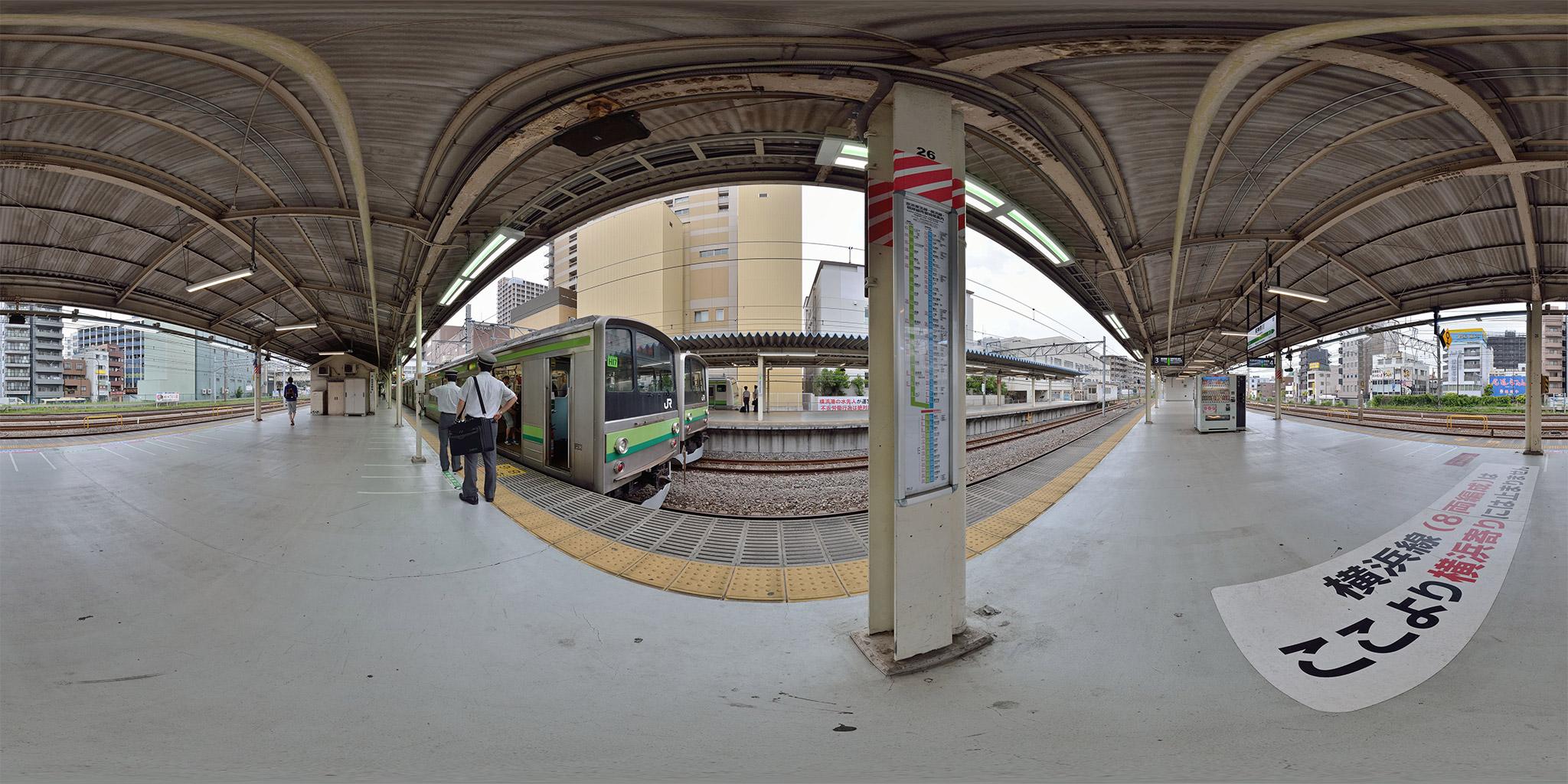 新旧交代、横浜線205系とE233系